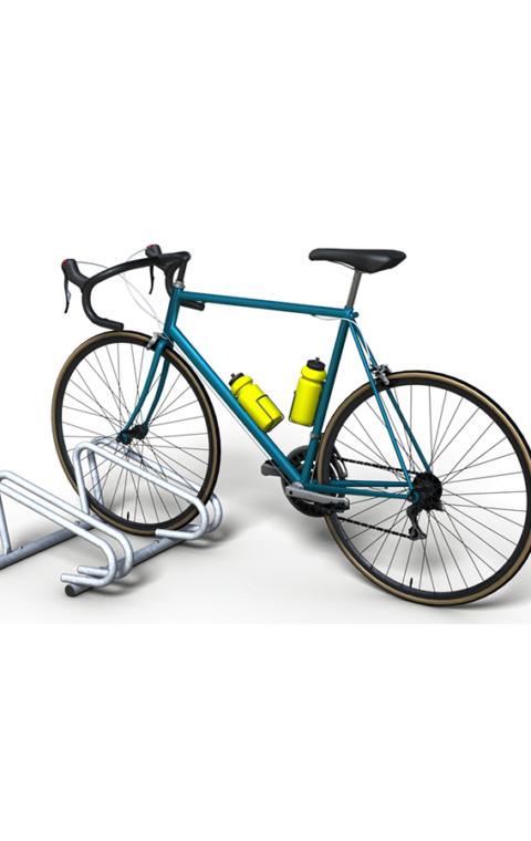 Μπάρα στάθμευσης ποδηλάτου ROMA-2