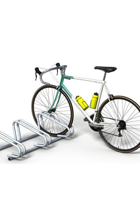 Μπάρα στάθμευσης ποδηλάτου ROMA-3