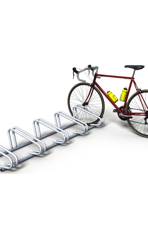Μπάρα στάθμευσης ποδηλάτου ROMA-5