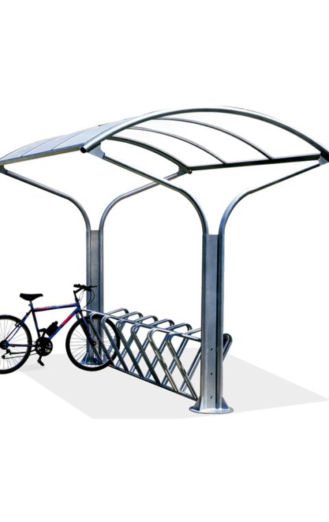 Μπάρα στάθμευσης ποδηλάτου CICLO PARK