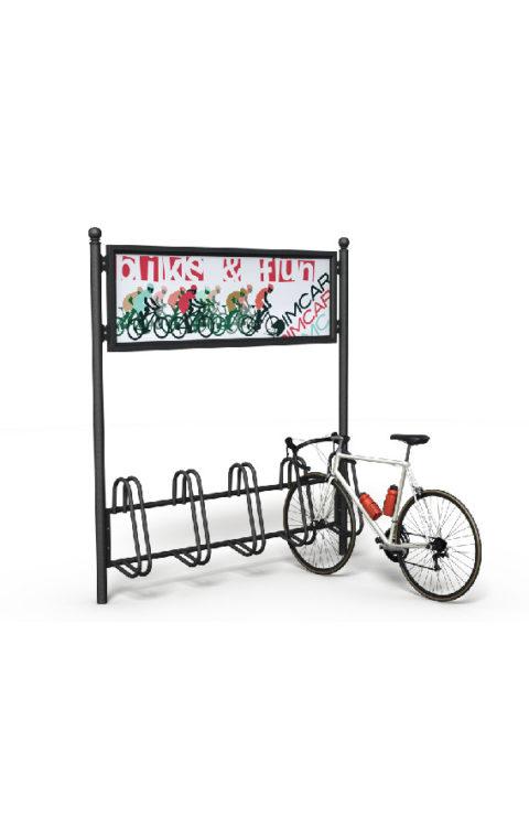 Μπάρα στάθμευσης ποδηλάτου LIBERTY-D