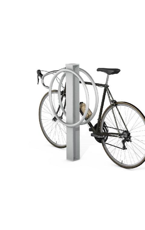 Μπάρα στάθμευσης ποδηλάτου RING